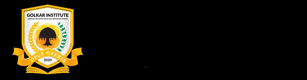 Logo Golkar Institute